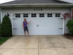 garage door window kitsGarage Doors  Faux Wood Plank Garage Door Windows Custom