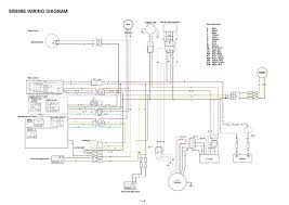 simple wiring diagram yamaha xt500 forum just to add too the possibilities here is a copy of a std sr500e n model wiring diagram most of the unnessesary wiring deleted