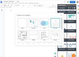 Create An Organizational Chart In Google Docs How To Make An Org Chart In Google Docs Lucidchart Blog