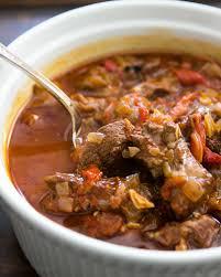 Lamb Stew Recipe Basque Lamb Stew Recipe Simplyrecipescom