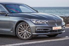 BMW 750Li Design Pure Excellence (2017) Quick Review - Cars.co.za