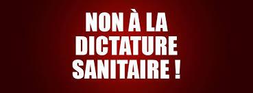NON à la dictature sanitaire - Refusons le projet de loi sur la vaccination  - Home   Facebook