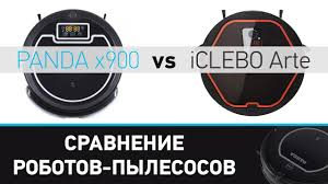 Обзор <b>робот пылесос Panda X900</b> (Панда X900) и сравнение с ...