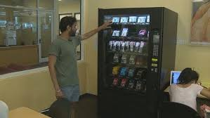 Uc Davis Vending Machines Enchanting Birth Control Vending Machines Installed In College Campuses King48