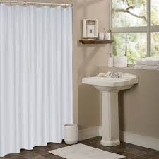 anti mildew vinyl shower curtain liner free on orders over 45 com 16280670