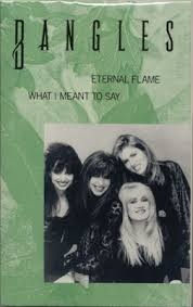 Manic monday, for instance, is pretty straight forward. Eternal Flame Song Wikipedia