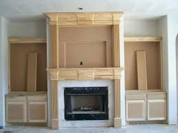 diy electric fireplace elegant diy fireplace surround greaters