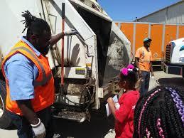 Sanitation Worker Job Description Garbage Man Day Celebrates Workers Showcases Inner Workings