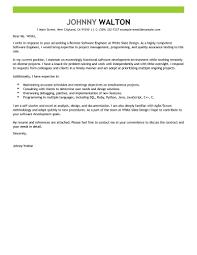 Cover Letter For Java Software Engineer Oshiboriinfo Developer