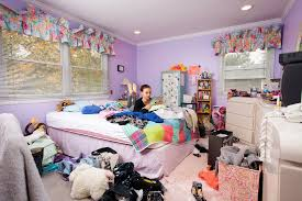 Good Kelsey Rosenfeld, 14, In Her Room In Hillsdale, N.J. Credit Robert Wright  For The New York Times