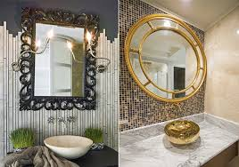 Marvelous Modest Decorative Bathroom Mirrors Selecting A Bathroom