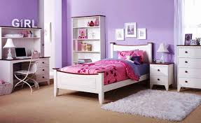 bedroom furniture for teens. bedroom girls furniture sets purple wall decorating color concept with white for teens