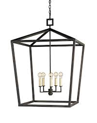 lighting lantern chandelier help to make your home as unique you