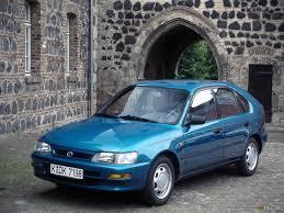 Toyota Corolla Compact 5-door (E100) 1991–98 images (1280x960)