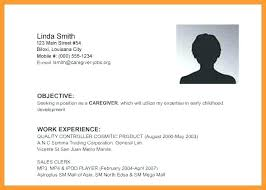 Resume Job Examples How To Write A Proper Resume Example Resume ...