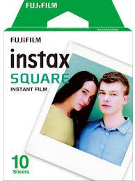 <b>Fujifilm</b> Instax <b>Square Film</b> 10pk