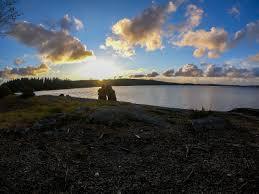 Urlaub Auf Der Eigenen Insel Schweden See Stora Bör