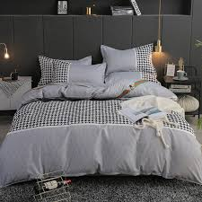 bonenjoy black and white color bed
