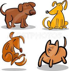 cute cartoon dogs or puppie by igor