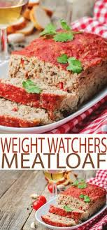 meatloaf recipe for weight watchers enjoy dinner tonight with a lower fat meatloaf recipe your
