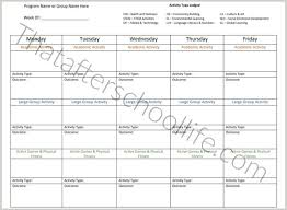 Template For Lesson Plan How To Create A Quality After School Lesson Plan That