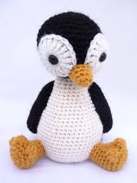 Free Crochet Penguin Pattern