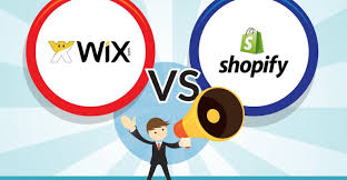 Wix Vs Shopify Wix Vs Shopify Who Wins Updated 2019 Webceed