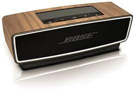 bose mini soundlink 3. balolo® genuine walnut wood cover for bose soundlink: amazon.co.uk: electronics mini soundlink 3