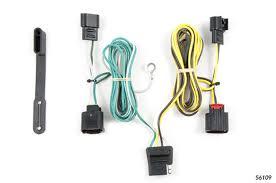 2016 2017 dodge journey curt mfg trailer wiring kit 56109