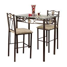 cool ideas counter height glass dining table 29