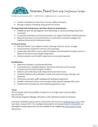Entrepreneur Job Description For Resume Resume Online Builder