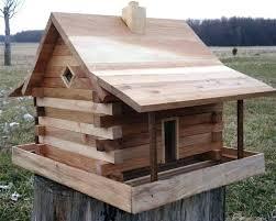 bird feeder plans functional free diy bird feeder plans