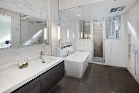 E Tribeca Penthouse Master Bath Wet Room With Direct Outdoor Shower Access