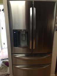 lg refrigerator lmxs27626d. lg refrigerator lmxs27626d