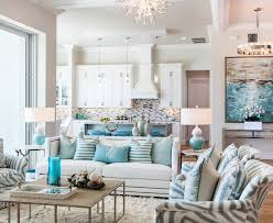 Living room color palette. The color palette of this living room includes  blues, aquas