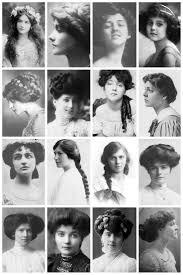23 Best Edwardian Peinados Images On Pinterest Edwardian Era