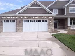 9x8 garage doorView the gallery of MAAC Garage Doors in Frankfort IL to choose