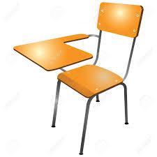 student chair clipart.  Clipart Banque Du0027images  Chaise Student Utilis Dans La Salle De Classe Avec Le  Support With Chair Clipart E