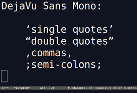 Inconsistency Between Curly Quotes And Commas Issue 494