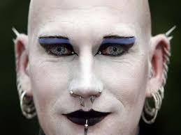 guy vire makeup tutorial mugeek vidalondon goth vire makeup ideas mugeek vidalondon