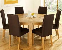 Dining Room  Dining Room Round Table Dining Room Sets Rustic - Expandable dining room table sets