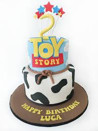 Toy Story Birthday Cake Bittersweet Cakes