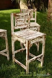 rustic furniture plans. best 25 diy bar stools ideas on pinterest rustic upholstered stool and furniture plans m