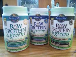 garden of life raw protein greens giveaway