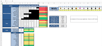 War Weight Chart How To Weigh Your Base In Clan Wars Updated Sheet Clash