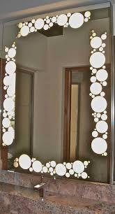 Decorating Bathroom Mirrors Bold Design Ideas Bathroom Mirror Decor Decoration Decorate Plain