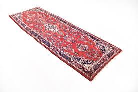main handknotted 3 6 x 10 5 mehraban persian runner rug photo