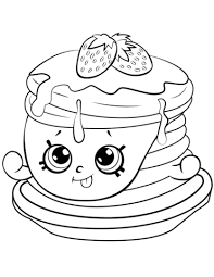 Shopkins Season 6 Coloring Pages Free Coloring Pages