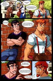 NuBOYS Cartoon 16
