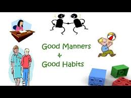 good manners and good habits for kindergarten kids and preschool  good manners and good habits for kindergarten kids and preschool children